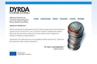 Dyrdaconsulting. Tomasz Dyrda - Biuro rachunkowe Siepraw