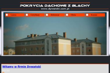 Usługowy Zakład Blacharsko Dekarski Adam Dywański - Dachy Chełm