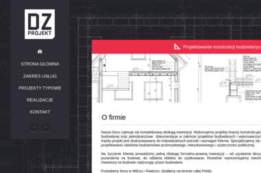 DZ-Projekt - Prowadzenie Rachunkowości Milicz