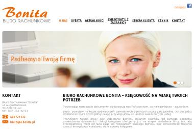 Biuro Rachunkowe Bonita Agnieszka Boroń - Biuro rachunkowe Olkusz
