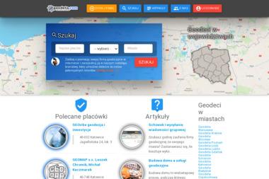 Firma Geodezyjna Geo-Marwyr - Geodezja Włocławek