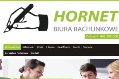 Hordyński Piotr Biura Podatkowe Hornet - Biuro rachunkowe Opole