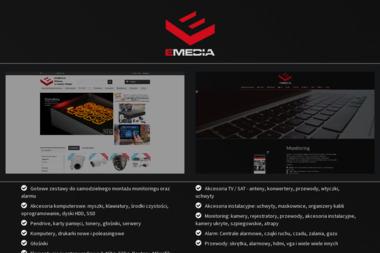 E-MEDIA - Alarmy Tomaszów Lubelski