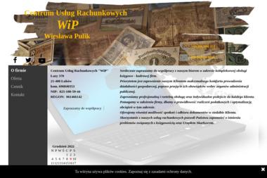 Centrum Usług Rachunkowych w i P Wiesława Pulik - Księgowy Łazy