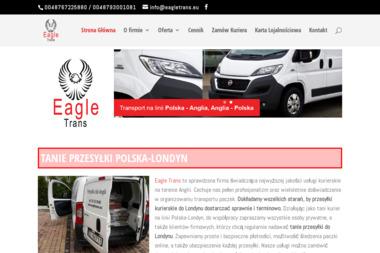 Eagle Trans - Firma transportowa Legnica
