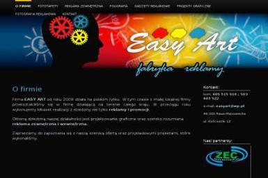 Easy Art - Agencja marketingowa Rawa Mazowiecka