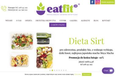 Eatfi24.pl - catering dietetyczny - Gastronomia Olsztyn