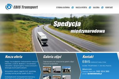EBIS - Transport busem PŁOCK