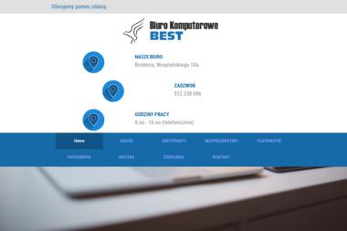 Biuro Komputerowe Best Wojciech Płotka - Agencja interaktywna Brodnica