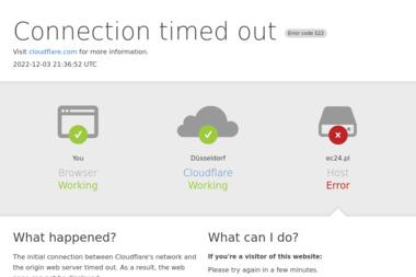 Ec Transfery Robert Bzdęga - Firma transportowa Gryfino