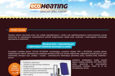 Przedsiębiorstwo Usługowo Handlowe Eco Heating J Cymerman & B Cymerman S.C. - Hydraulik Malbork