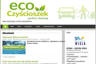 Eco Czyścioszek Piotr Wandel - Sprzątanie domu Płock