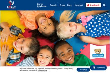 Centrum Języków Obcych Effekt - Nauczyciele angielskiego Kamień Pomorski