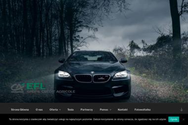 Europejski Fundusz Leasingowy S.A - Leasing samochodu Kalisz