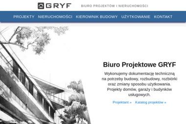 GRYF Biuro Projektów i Nieruchomości - Nadzór Budowlany Tuchola