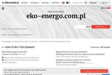 P.W. EKO-ENERGO - Olej opałowy Zwierzyniec