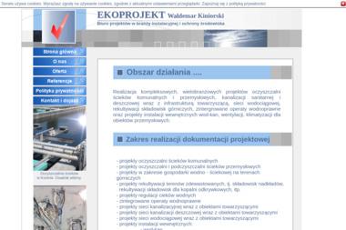Ekoprojekt Waldemar Kiniorski - Projektowanie Wnętrz Kielce