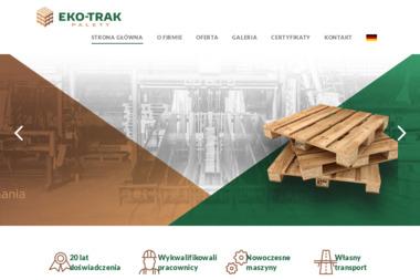 Eko-Trak S.J. - Tartak Słudwia