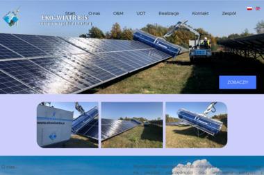Eko-Wiatr Bis. Elektrownie wiatrowe, nadzór budowlany - Nadzór budowlany Sieradz