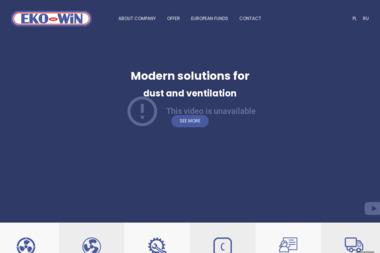 PHU Eko Win Krzykowski Ryszard - Węgiel Kamienny Wola Kałkowa