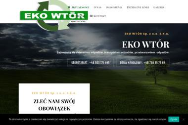 Eko-Wtór S.C. - Firma transportowa Przemyśl