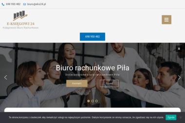 Eksięgowi24. Biuro rachunkowe, podatki, księgowość - Biuro Księgowe Piła