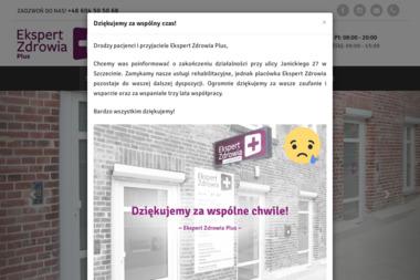 Ekspert Zdrowia Janusz Ozga - Dietetyk Szczecin