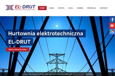 El Drut Winding Wires Sp. z o.o. Spółka Komandytowa - Hydraulik Wieleń