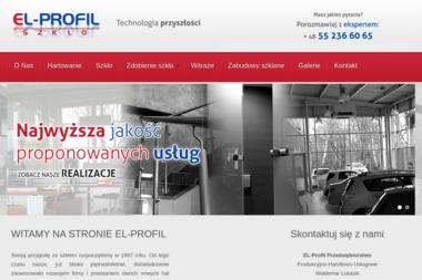 PPHU El-Profil Waldemar Łukasik - Szklarz Gronowo Górne