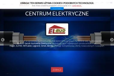 Przedsiębiorstwo Budowlane El Bud Stasicki Czesław - Instalatorstwo Elektryczne Sanok