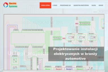 Electric Systems Grzegorz Kraczkowski - Projektowanie wnętrz Krzemienna