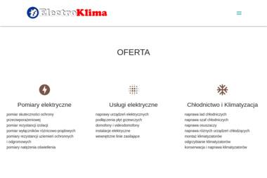 Tomasz Nita Electroklima - Instalacje Bielawa