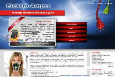 Elktro Amper Usługi Elektroinstalacyjne Marcin Puciato - Instalacje Godziszowa