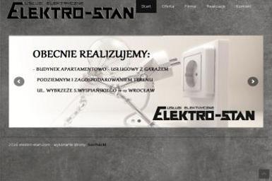 Elektro-Stan Łukasz Stańczyk - Instalacje Kępno