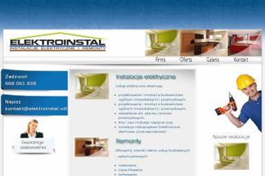 Elektroinstal - Tynk Natryskowy Szczuczarz