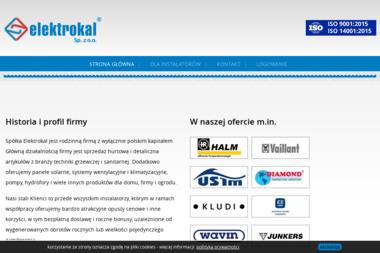 Elektrokal Sp. z o.o. - Hydraulik Radymno