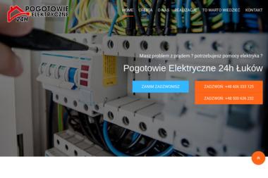 Pogotowie Elektryczne - Elektryk Łuków