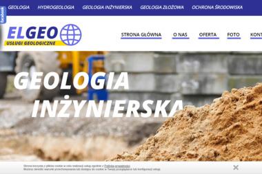 """Zakład Usług Elektrycznych I Geologicznych """"Elgeo"""" - Geodeta Gorzów Wielkopolski"""