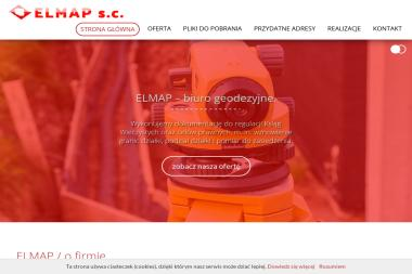 Elmap s.c. Usługi Geodezyjne - Geodeta Częstochowa