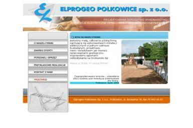 Elprogeo-Polkowice Sp. z o.o. - Instalacje Polkowice