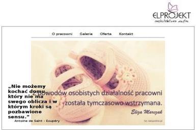 El Project. Projektowanie wnętrz, aranżacja - Projekty domów Mińsk Mazowiecki