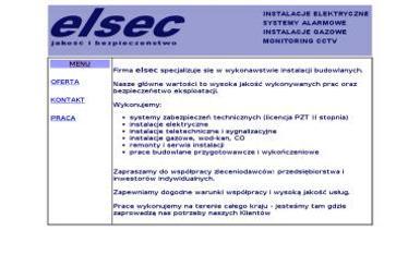 Elsec.pl. Hydraulik, elektryk - Hydraulik Bytom