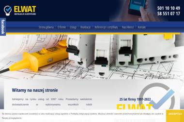 ELWAT Instalacje elektryczne - Pogotowie Elektryczne Sopot