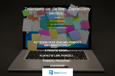 Em-tech. Michał Sieja - Promocja Firmy w Internecie Krzepice