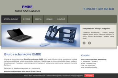Biuro rachunkowe EMBE Marek Balcer - Biuro rachunkowe Tarnowskie Góry