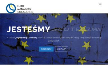 Euro Managers Consulting. Dotacje unijne, dotacje dla firm - Kredyt dla firm Bydgoszcz
