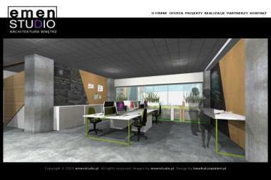 Emen Studio Marta Nowaczyk - Projektowanie wnętrz Piła
