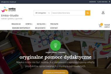 Emka-Studio Małgorzata Kozioł - Strony internetowe Dukla