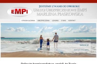 Usługi Ubezpieczeniowe Empi. Marlena Piaskowska - Ubezpieczenia grupowe Bydgoszcz