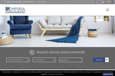 Empiria. Kredyty i nieruchomości - Agencja nieruchomości Białystok